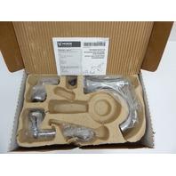 Moen T653-4792 Wynford Two-Handle 3 Hole Roman Tub Faucet, Chrome BOX DMG