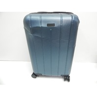 "CHESTER Minima Carry-On Polycarbonate Luggage, 22""x19""x14"", Haven Ocean Blue"