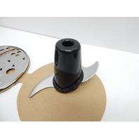 Hamilton Beach 70730 10-Cup Food Processor Blades, Scraper Attachement & Plunger