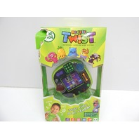 LeapFrog 80-606000 RockIt Twist Handheld Learning Game System, Green BOX DMG