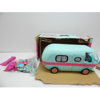 L.O.L. Surprise! 2-in-1 Glamper Fashion Camper with 55+ Surprises SHIPPING DMG