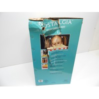 Nostalgia PC25RW 2.5 oz Popcorn & Concession Cart, Red/White MINOR SCRATCH