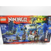 LEGO Ninjago 70732 City of Stiix Masters of Spinjitzu 1069pc Building Set BOX DM