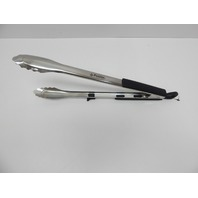 Polder Stainless Steel Barbecue Tongs