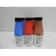 Soylent Meal Replacement Shake, 4 of each Strawberry, Vanilla, Cacao