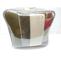 Pointehaven Marrakesh 12pc Luxury Bedding Comforter Set, Cali King