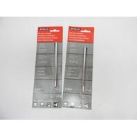 Apollo 18001 Slimline Pen-Size Pocket Pointer with Clip [Set of 2]