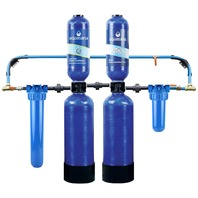 Aquasana EQ-1000 Whole House Water Filter System w/ Salt-Free Conditioner