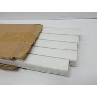 FFR Merchandising 4403757000 DS-200 Self-Adhesive Data Strip Label Holder, 50ct
