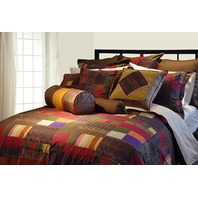 Pointehaven Marrakesh 12pc Luxury Bedding Comforter Set, King