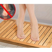 Wholesale HW554 Bamboo Bath Sauna Hot Tub Shower Mat