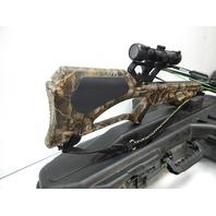 Barnett 78032 Quad 400 4x32 Multi-Rectile Scope Crossbow w/Rope Cocking Device