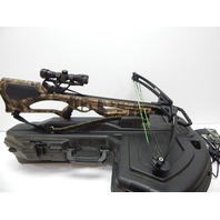Barnett 78032 Quad 400 4x32 Multi-Rectile Scope Crossbow w/Rope Cocking Device