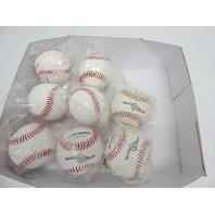 Champro Sports Cbb-200D Official League Baseballs, 8 count