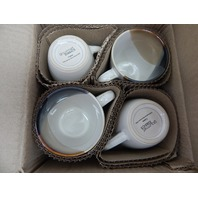Gourmet Basics by Mikasa 5216706 Caden 16pc Dinnerware Set, Service for 4
