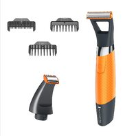 Remington MB-060 DuraBlade Lithium Hybrid Mustache Beard Face Trimmer and Edger