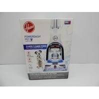 Hoover FH50700 PowerDash Pet Compact Carpet Cleaner, Lightweight, Blue BOX DMG