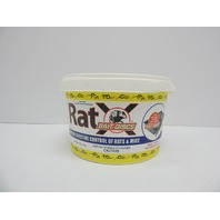 EcoClear 620118-4, RatX Bait Discs, All-Natural Non-Toxic Humane Mouse Killer