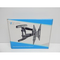 """V7 WCL2DA99-2N Heavy Duty Low Profile Articulating Wall Mount For TVs 32""""-65"""""""