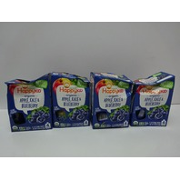 Happy Squeeze Organic Baby Superfoods Twist Apple/Kale/Blueberry 16pk BOX DMG
