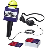 Hasbro Speech Breaker Game Voice Jamming Challenge Microphone Electronic Party