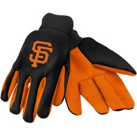 FOCO MLB San Francisco Giants Colored Palm Utility Glove, One Size