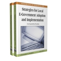 Strategies for Local E-Government Adoption and Implement, Hardback