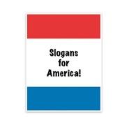 Slogans for America! Paper Back