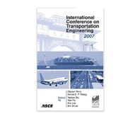 International Conference on Transportation Engineering: July 22-24, 2007, Paper