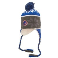 Ouray Sportswear NCAA Boise State Broncos Adult Unisex Ridge Beanie One Size