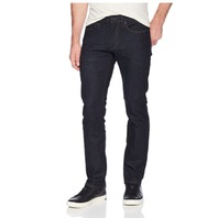 Tommy Hilfiger Men's Original Straight Fit Jeans, Rinse Tommy Comfort, 28X32