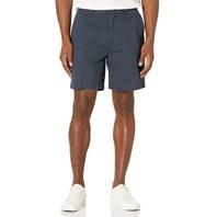 "Amazon Essentials Men's Classic-Fit 7"" Shorts, Navy, 38"