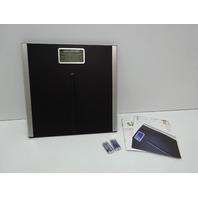 "EatSmart Precision Premium Digital Bathroom Scale with 3.5"" LCD NO ORIG BOX"