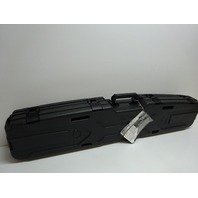 Plano 1512 Pro Max Side By Side Rifle Gun Hard Case, Black