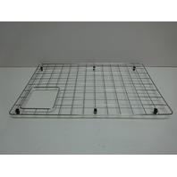 Porcher 35730-00.075 London Bottom Sink Rack, Stainless Steel, 30-Inch