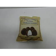 Zachary Chocolates Old Fashioned Vanilla Creme Drops, 8 Ounce Bag