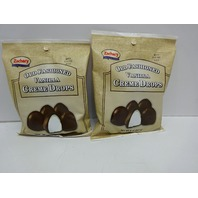 Zachary Chocolates Old Fashioned Vanilla Creme Drops, 8 Ounce Bags, 2 ct
