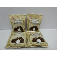 Zachary Chocolates Old Fashioned Vanilla Creme Drops, 8 Ounce Bags, 4 ct