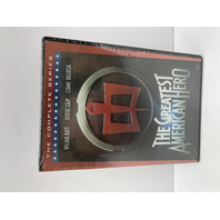 The Greatest American Hero: The Complete Series, 43 Episodes, 9 DVD Disc Set NEW
