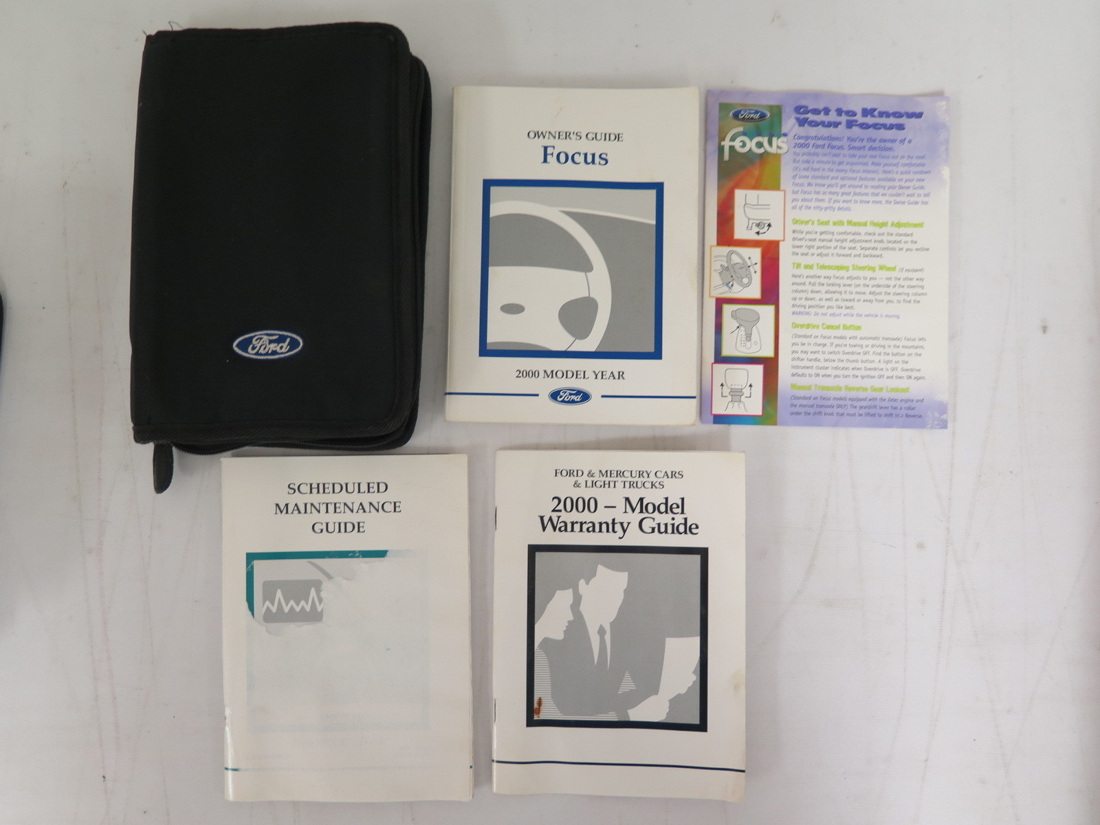Ford Focus Owners Guide User Manual That Easy To Read 2014 2000 Book Bashful Yak Rh Bashfulyak Com 2004 2007