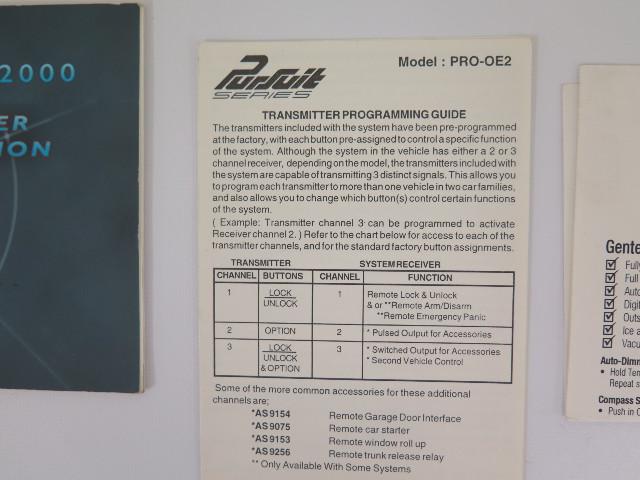 Oldsmobile Intrigue Repair Manual