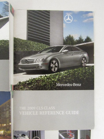 mercedes benz cls 550 owners manual