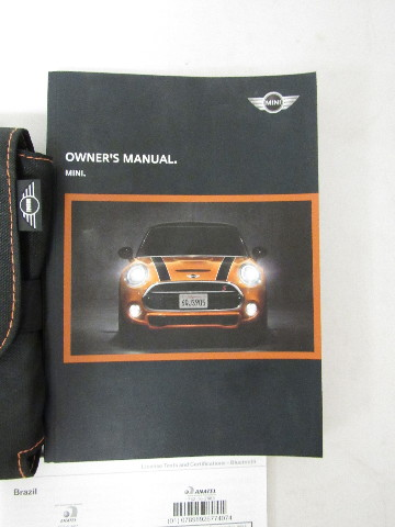 2014 mini cooper owners manual guide book ebay rh ebay co uk mini cooper 2015 owner manual Mini Cooper Countryman