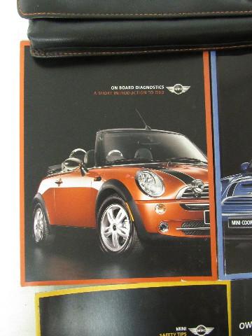 2006 mini cooper owner manual