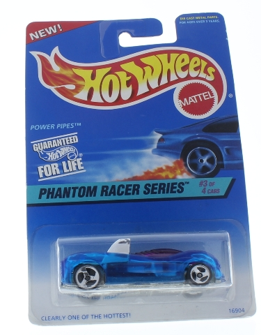 Hot Wheels Power Pipes Phantom Racer Series 1997 03/04 531