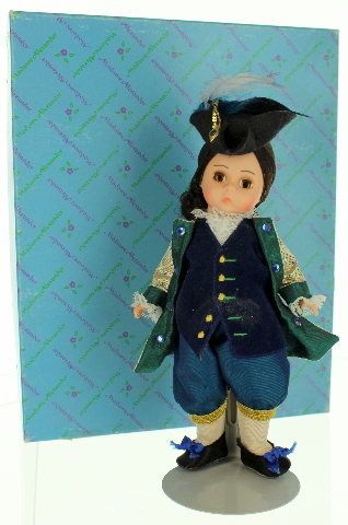 "Madame Alexander Doll  Prince Charming #479 8"" in Original Box"