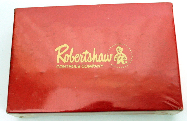 Robertshaw Controls Company Deck of Playing Cards