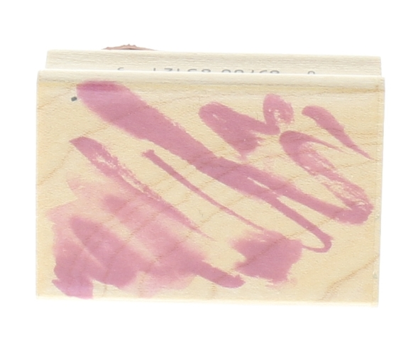 Hero Arts Paint Splatter C3010 Wooden Rubber Stamp