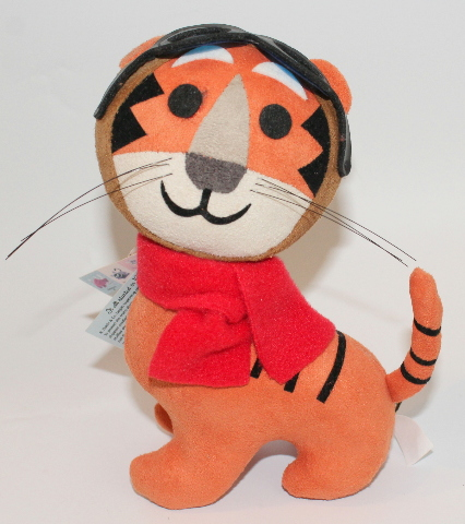 New Dream Pets Reissue by Dakin Flying Tiger #6