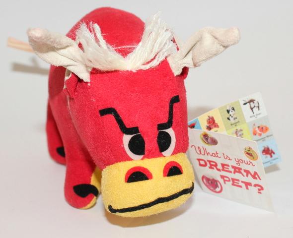 New Dream Pets Reissue by Dakin Tobasco The Red Bull #2